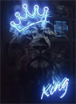 """""""Lion King"""", 2019"""