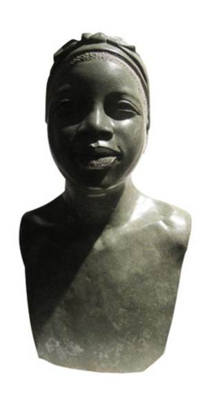 Female Head, 2002