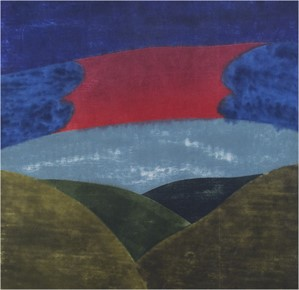 Sunset After Storm (29/250), 1988