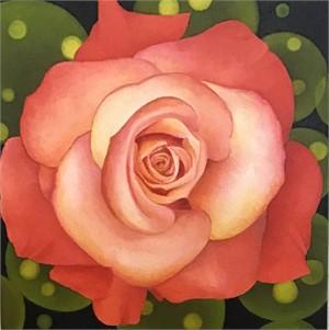 Volvox Rose, 2019