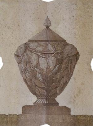 Antique Urn , 2019