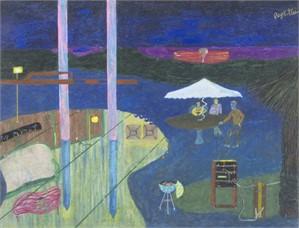 Rebecca Island Getaway, 1991