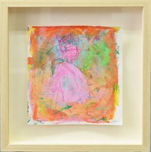 Pink Dress, 2018
