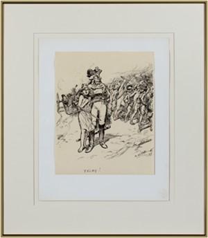 VALMY! (L'Estampe Moderne), 1898-99