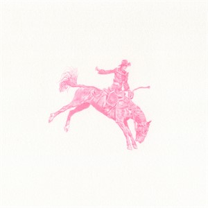 Untitled (bronc rider #2321), 2018