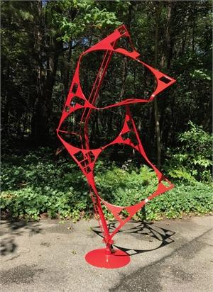 Threefold by Steiner Rieckmann