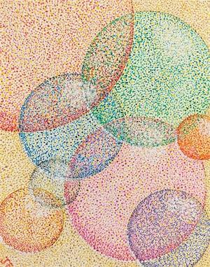 Color Bubbles, 2012