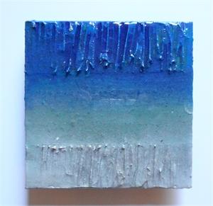 Small Metal Tile #72, 2018