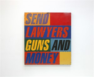 Send Lawyers Guns and Money , 2017