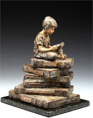 Lifted by Literature (Boy) (4/45)