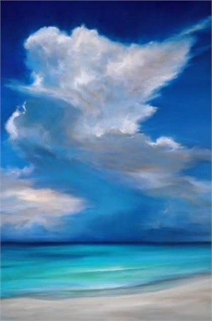 Blue Heaven (SN) by Cheryl Kline