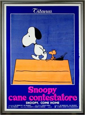 Snoopy Come Home, 1972