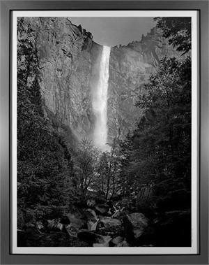 Yosemite Falls Close Up, 1958