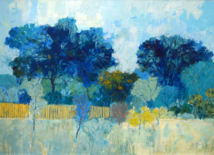 Blue Forest, 1990