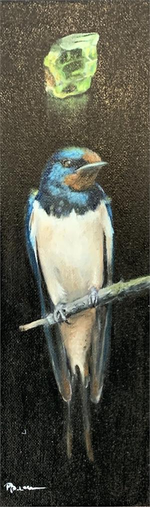 Swallow and Peridot
