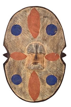 Songye Shield-Zaire, c.1970