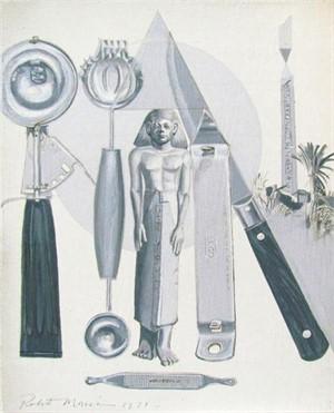 Egyptian Setting III