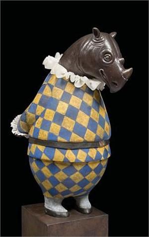Rhino Harlequin  (1/6), 2012