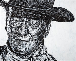 The Hell I Won't, John Wayne