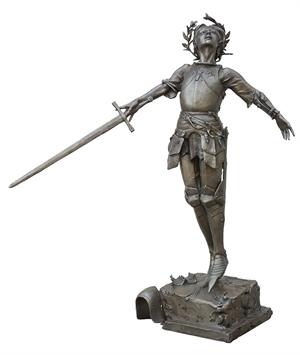 Joan Of Arc (4/50), 2020