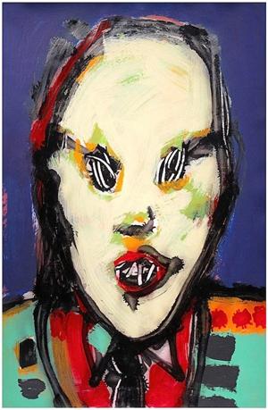 Portrait V (Freddy Krueger), 1990s