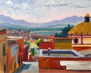 Rooftops, San Miguel