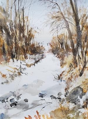 First Snow Brush Creek
