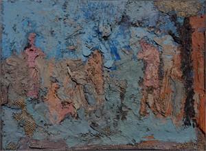 Bathers by Thaddeus Radell