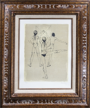 La Danse (57/120), c.1970