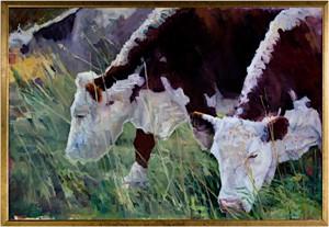 Grazing, 2002