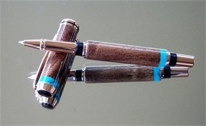 RollerBall Pen - Arizona Tribute with Mesquite (Edition 1)