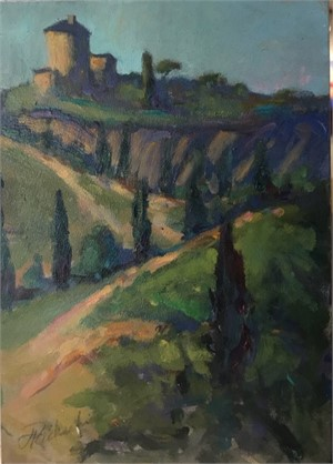 Tuscan Tree Drive