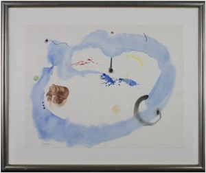 Constellation with Blue Cloud, 1968