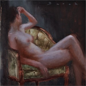 Seated Figure 2