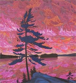 Canoe Lake Pine - 186290, 2019