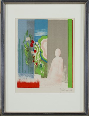 Nude (Bonjour) Ed. of 600, signed, 1971