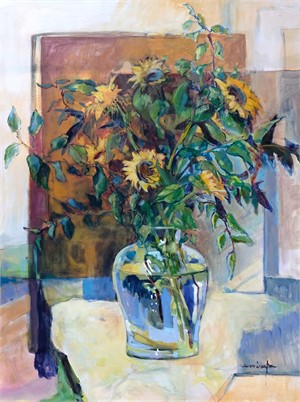 Studio Sunflowers