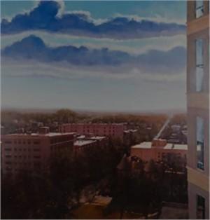 West Toward Georgetown, 2000