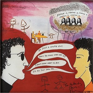 Everyone is an Artist from the Artsounds Collection, Deluxe Edition (158/200), 1986