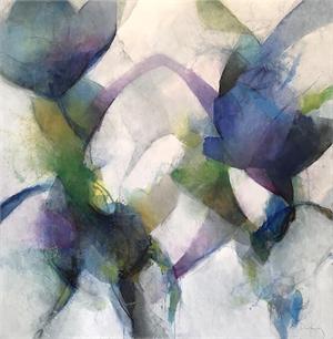 Bayou Irises by Doug Kennedy