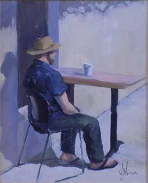 Morning Coffee, 2018