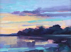 Edisto Morning - Steamboat Landing