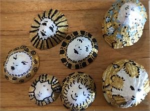 Nesting Shells, 2019