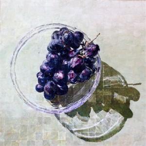 Bowl of Grapes, 10/4/2017