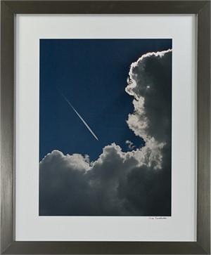 Plane Into Cloud, AZ, 2000