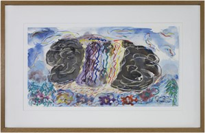 Black Cloud Over Chenequa, 1996