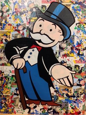 """""""Monopoly Man """", 2019"""