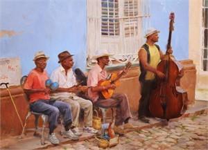 Rhythms of the Street