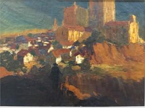 Landscape, Circa 1920
