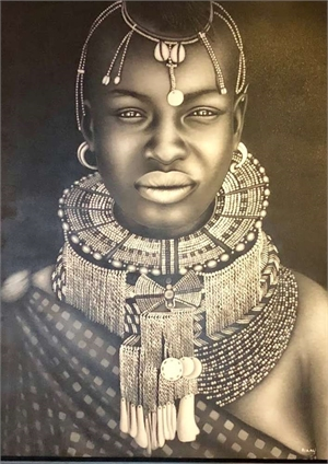 African Bride 2, 2017